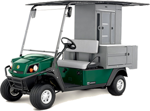 Cushman Golf Turf - Refresher Vehicles