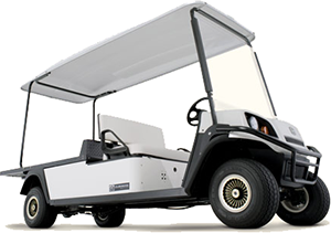 Cushman Golf Shuttle - Personnel Transport Vehicles