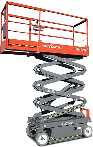 Skyjack Electric Scissors SJIII3215