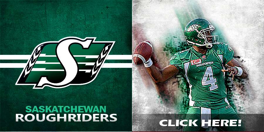 Click to Win Free Saskatchewan Roughriders Tickets!