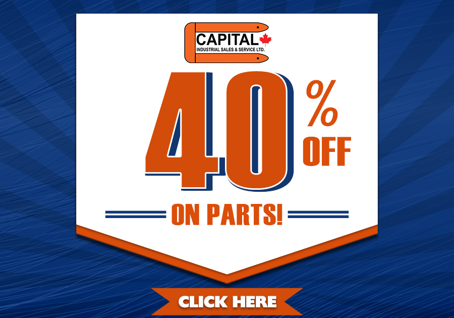 Parts Misc 40% off