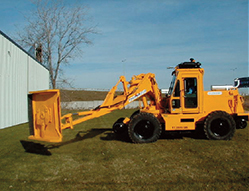 Swingmaster Backhoe Attachment