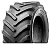 Navigator Forklift Nav-Reach Optional self-sealing agricultural bar tread tire
