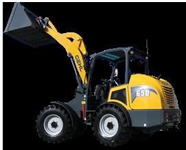 Gehl | Forklifts | Capital Industrial