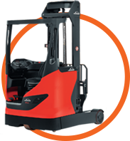 Linde Electric Narrow Aisle Trucks