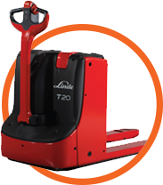 Linde Power Pallet Trucks