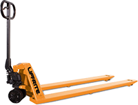 Lift-Rite Hand Pallet Truck - Start Assist