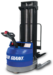 Blue Giant Walkie Stackers