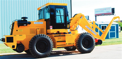 Swingmaster telehandler Railroad Construction Equipment  SL180-13